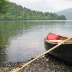然別湖のカヌーを体験してきました