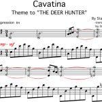 カヴァティーナ(CAVATINA)―思い出の曲