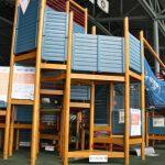 札幌ドームに子供達が楽しめる場所がありました