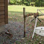 ロバ肥ゆる秋は柵をも壊す