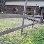 ロバ柵、改良
