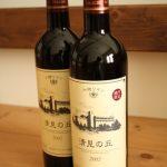成人式に20年もののワインを